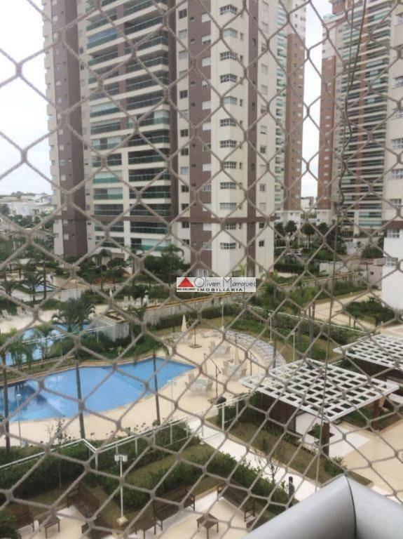 apartamento com 4 dormitórios à venda, 194 m² por r$ 1.800.000,00 - vila são francisco - osasco/sp - ap6121