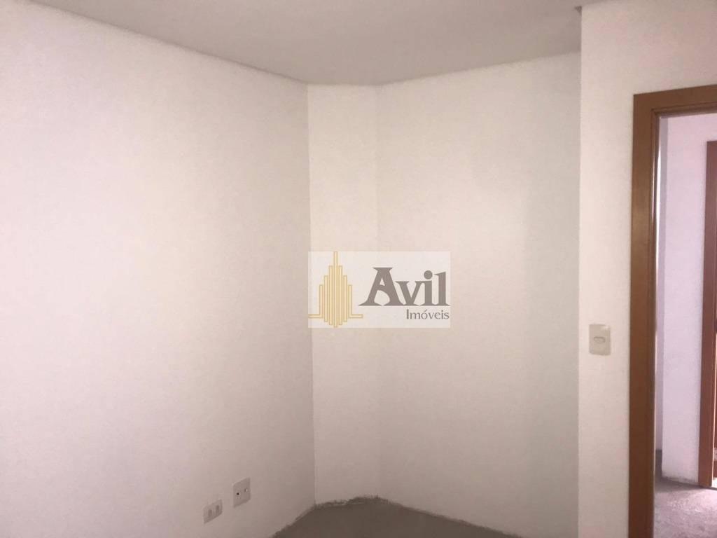 apartamento com 4 dormitórios à venda, 194 m² por r$ 850.000 - barcelona - são caetano do sul/sp - ap2213
