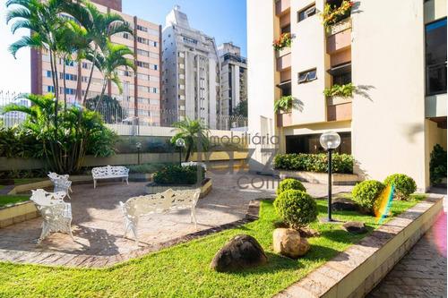 apartamento com 4 dormitórios à venda, 198 m² por r$ 2.000.000 - cambuí - campinas/sp - ap1786
