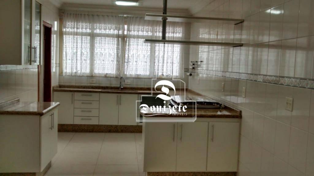 apartamento com 4 dormitórios à venda, 200 m² por r$ 900.000,00 - vila caminho do mar - são bernardo do campo/sp - ap13232