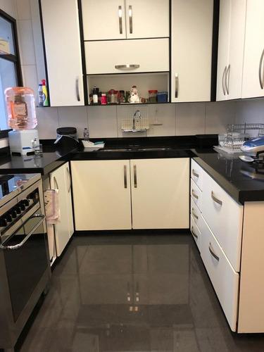 apartamento com 4 dormitórios à venda, 200 m² por r$ 980.000,00 - vila adyana - são josé dos campos/sp - ap5002