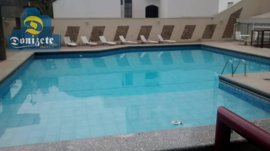 apartamento com 4 dormitórios à venda, 202 m² por r$ 1.088.000,01 - jardim - santo andré/sp - ap9074