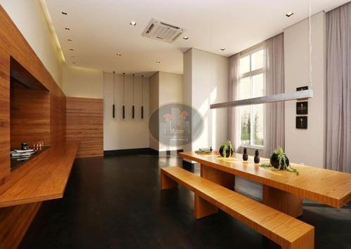 apartamento com 4 dormitórios à venda, 202 m² por r$ 1.770.000,00 - jardim das perdizes - são paulo/sp - ap2278