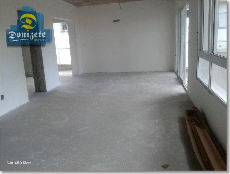 apartamento com 4 dormitórios à venda, 205 m² por r$ 900.000,00 - vila gilda - santo andré/sp - ap2350