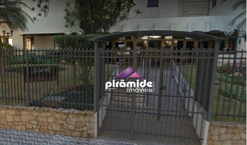 apartamento com 4 dormitórios à venda, 208 m² por r$ 1.100.000 - vila adyana - são josé dos campos/sp - ap11028