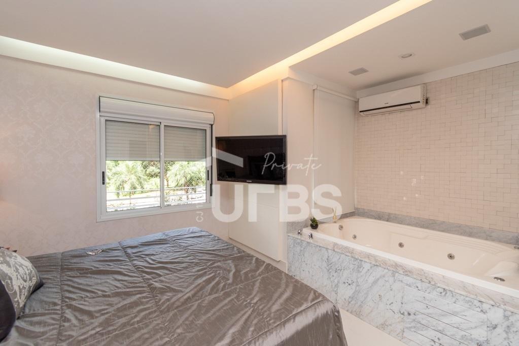 apartamento com 4 dormitórios à venda, 211 m² por r$ 1.550.000,00 - jardim goiás - goiânia/go - ap3040