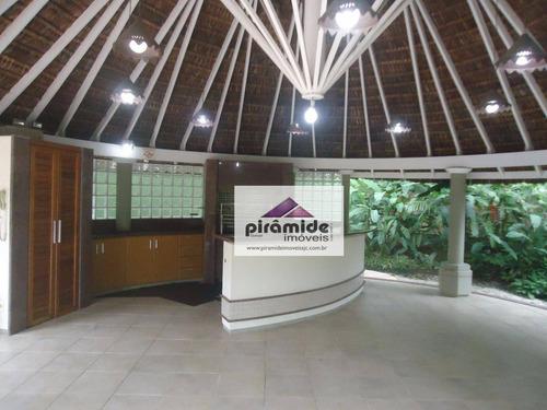 apartamento com 4 dormitórios à venda, 212 m² por r$ 1.100.000 - vila adyana - são josé dos campos/sp - ap7753
