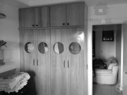 apartamento com 4 dormitórios à venda, 220 m² por r$ 1.100.000,00 - rio vermelho - salvador/ba - ap0393