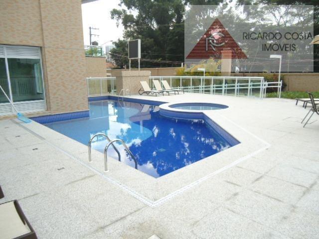 apartamento com 4 dormitórios à venda, 222 m² por r$ 2.500.000,00 - jardim anália franco - são paulo/sp - ap2362