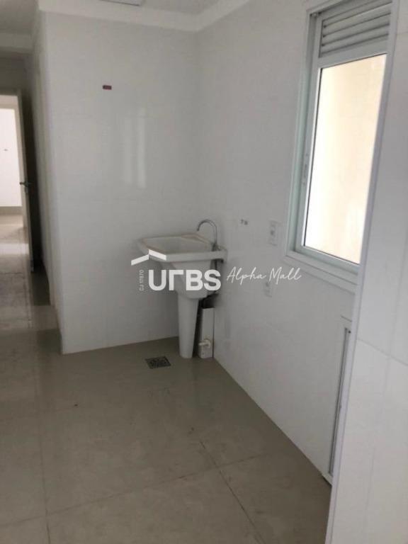 apartamento com 4 dormitórios à venda, 232 m² por r$ 1.300.000,00 - setor marista - goiânia/go - ap1995