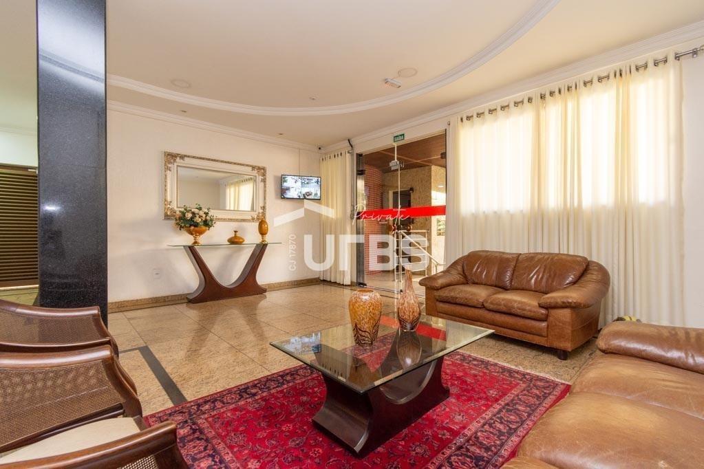 apartamento com 4 dormitórios à venda, 233 m² por r$ 750.000,00 - setor bueno - goiânia/go - ap2846