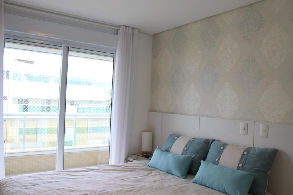 apartamento com 4 dormitórios à venda, 235 m² por r$ 3.875.000 - riviera de são lourenço - bertioga/sp - ap1430