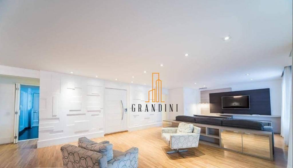 apartamento com 4 dormitórios à venda, 237 m² por r$ 1.590.000 - centro - são bernardo do campo/sp - ap1345