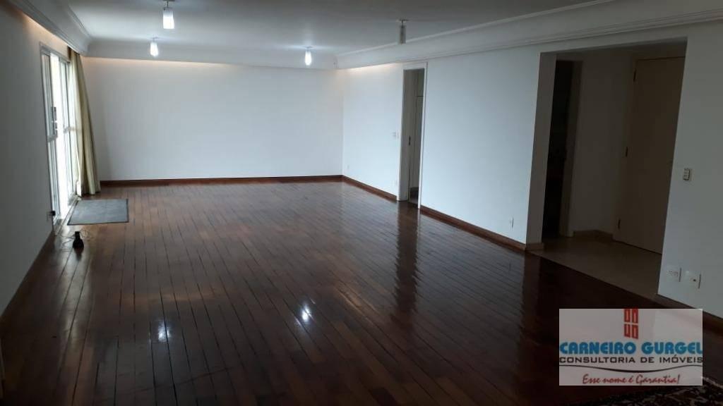 apartamento com 4 dormitórios à venda, 237 m² por r$ 3.150.000 - vila mariana - são paulo/sp - ap2632
