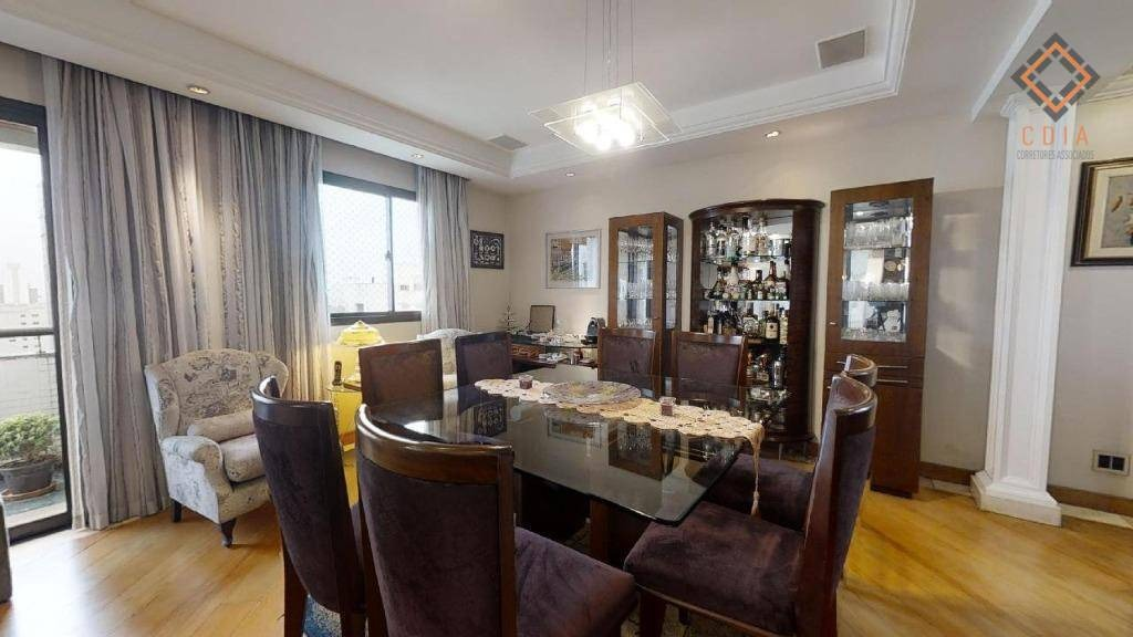 apartamento com 4 dormitórios à venda, 247 m² por r$ 2.215.000 - campo belo - são paulo/sp - ap46869