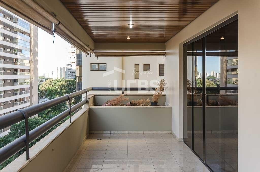 apartamento com 4 dormitórios à venda, 248 m² por r$ 640.000,00 - setor bueno - goiânia/go - ap2986