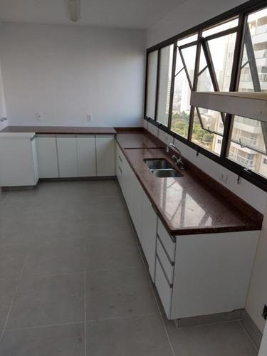 apartamento com 4 dormitórios à venda, 256 m² por r$ 1.550.000 - jardim do mar - são bernardo do campo/sp - ap1346