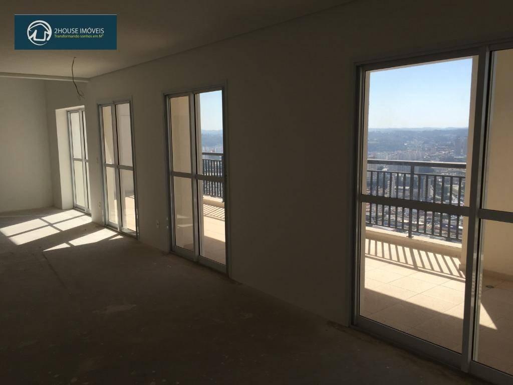 apartamento com 4 dormitórios à venda, 264 m² por r$ 1.905.000,00 - alta vista - jundiaí/sp - ap23340