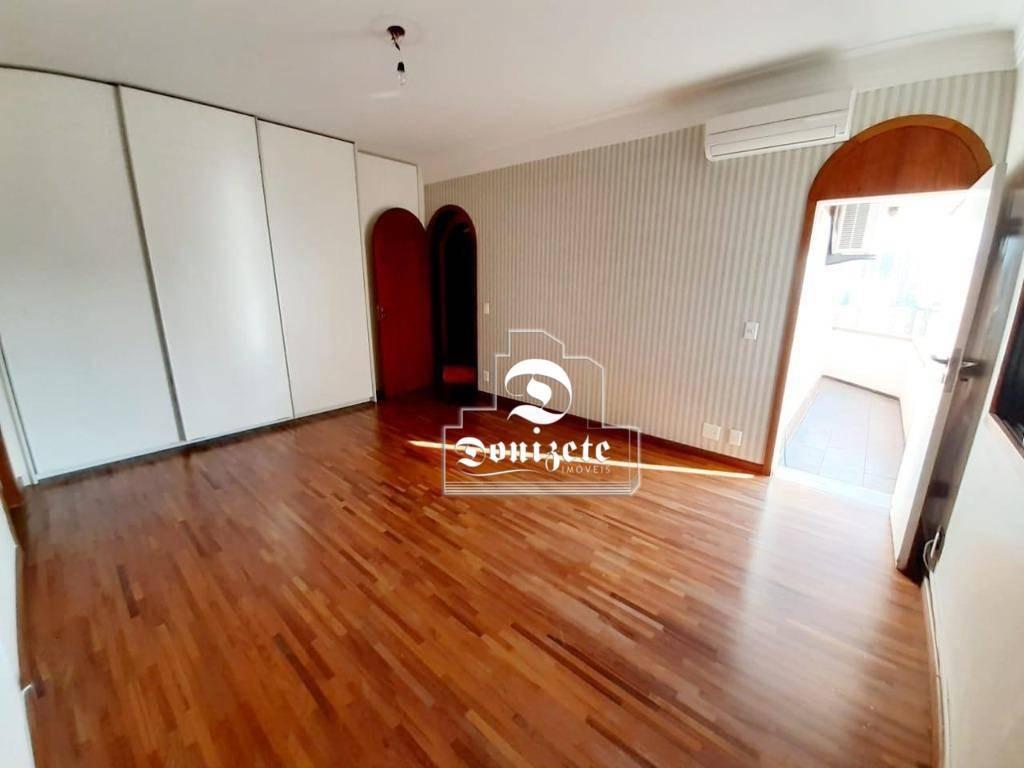 apartamento com 4 dormitórios à venda, 300 m² por r$ 1.300.000,00 - centro - santo andré/sp - ap2576