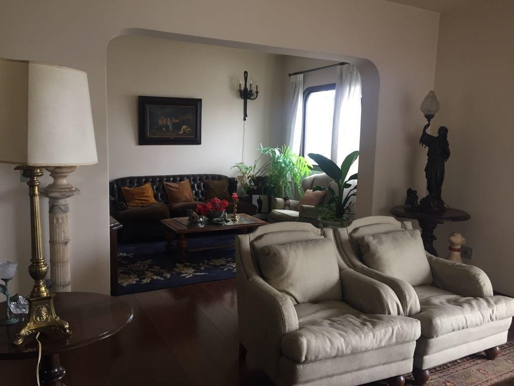 apartamento com 4 dormitórios à venda, 310 m² por r$ 3.200.000 - campo belo - são paulo/sp - ap0422