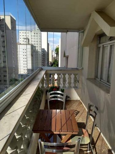 apartamento com 4 dormitórios à venda, 315 m² por r$ 1.580 - cambuí - campinas/sp - ap17582