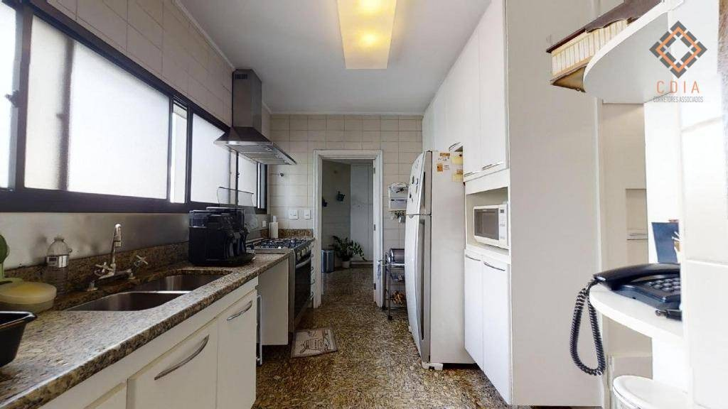 apartamento com 4 dormitórios à venda, 351 m² por r$ 2.300.000,00 - campo belo - são paulo/sp - ap46750