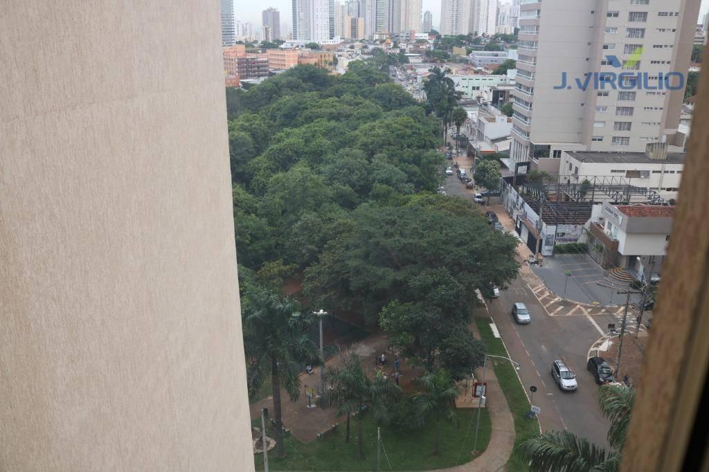 apartamento com 4 dormitórios à venda, 381 m² por r$ 2.800.000 - setor bueno - goiânia/go - ap0513