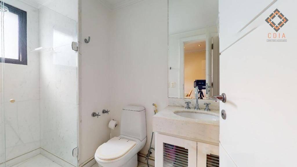 apartamento com 4 dormitórios à venda, 390 m² por r$ 3.590.000 - campo belo - são paulo/sp - ap46867