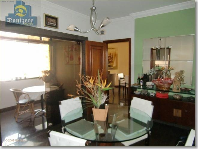 apartamento com 4 dormitórios à venda, 425 m² por r$ 2.500.000,00 - santo antônio - são caetano do sul/sp - ap4868
