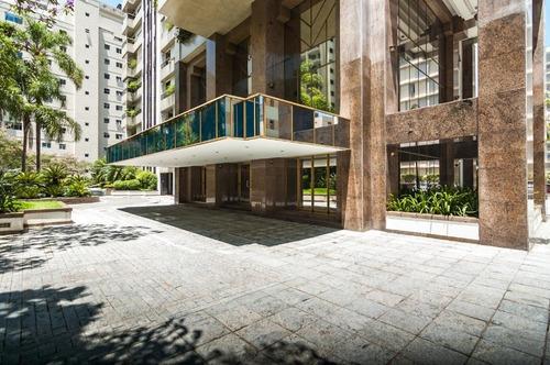 apartamento com 4 dormitórios à venda, 575 m² por r$ 8.880.000 - jardim paulista - são paulo/sp - ap0751