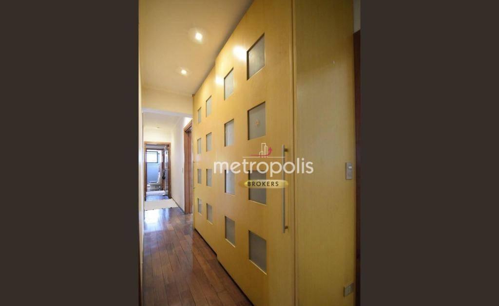 apartamento com 4 dormitórios à venda ou locação, 250 m² por r$ 990.000 - santa paula - são caetano do sul/sp - ap3102