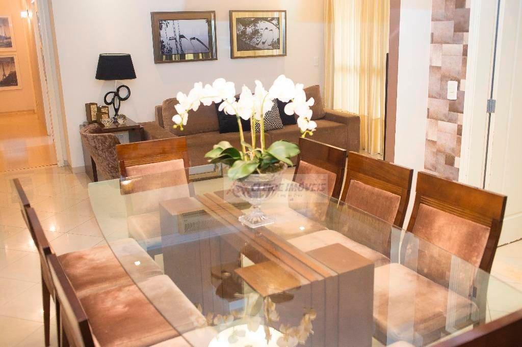 apartamento com 4 dormitórios à venda por r$ 1.350.000 - jardim das américas - cuiabá/mt - ap0429