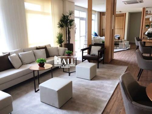 apartamento com 4 dorms, 3 suítes, 3 vg, são josé do rio preto - v878