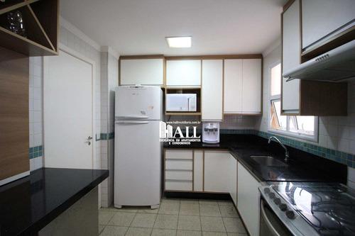 apartamento com 4 dorms, bom jardim, são josé do rio preto - r$ 758.000,00, 104m² - codigo: 4305 - v4305