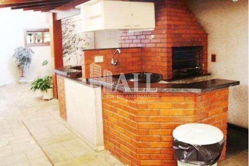 apartamento com 4 dorms, centro, são josé do rio preto - r$ 545.000,00, 140m² - codigo: 3950 - v3950