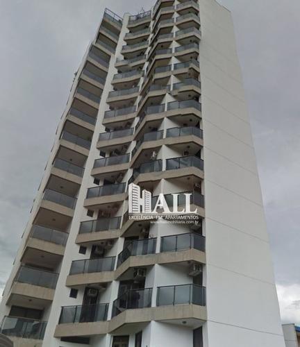apartamento com 4 dorms, centro, são josé do rio preto - r$ 798.000,00, 236m² - codigo: 2052 - v2052