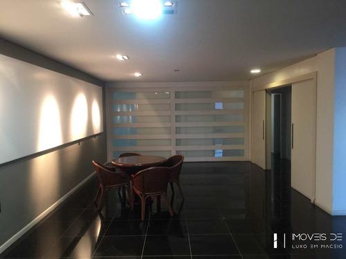 apartamento com 4 dorms, jatiúca, maceió - r$ 2.8 mi, cod: 90 - v90