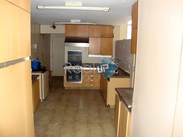 apartamento com 4 quartos e 3 suítes av. atlântica. - 1296