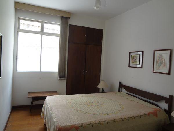 apartamento com 4 quartos e área privativa no bairro coração de jesus. - 1660