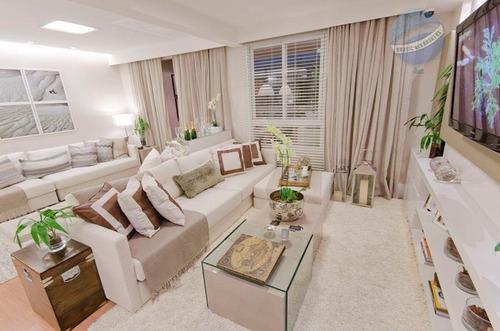 apartamento com 4 quartos em lagoa nova, sendo 2 suítes - quartier lagoa nova - ap0002