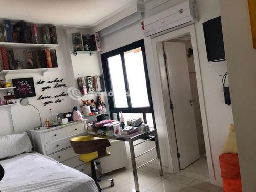 apartamento com 4 quartos na pituba. 631421
