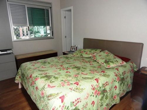 apartamento com 4 quartos no bairro coração de jesus. - 1057