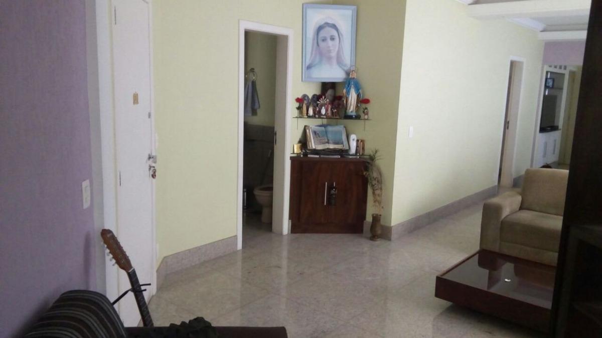 apartamento com 4 quartos no bairro lourdes. - 1592