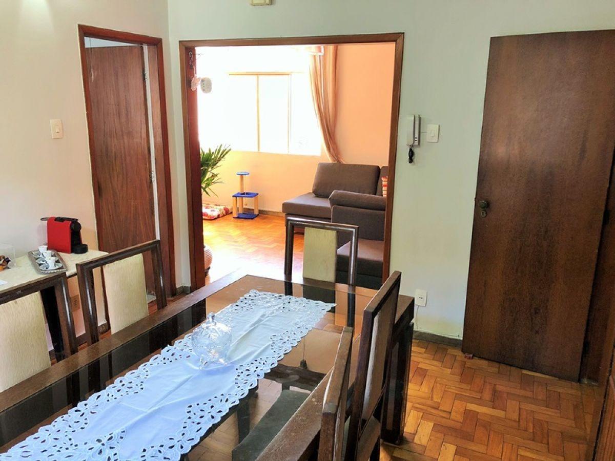 apartamento com 4 quartos no bairro lourdes. - 1673