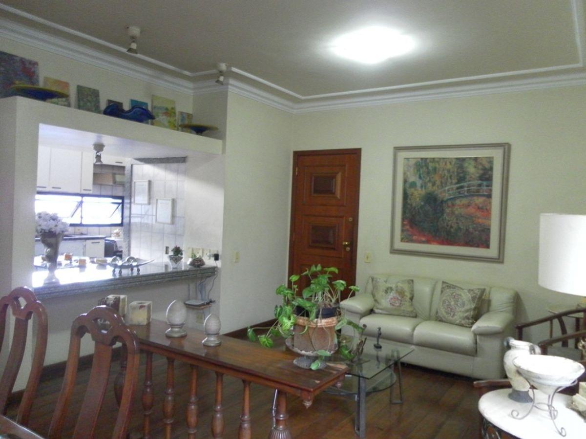 apartamento com 4 quartos no bairro santa efigênia. - 1461