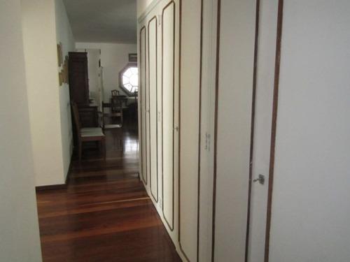 apartamento com 4 quartos no bairro serra. - 1164