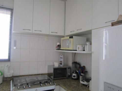 apartamento com 4 quartos no bairro serra. - 1167