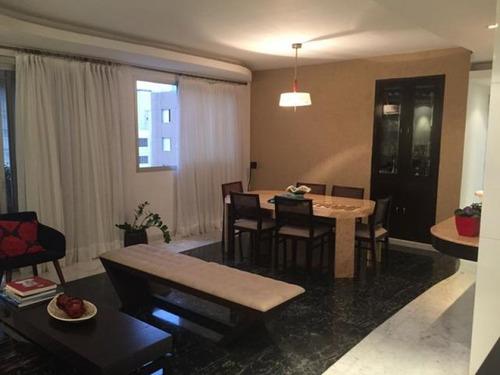 apartamento com 4 quartos no bairro serra. - 1176