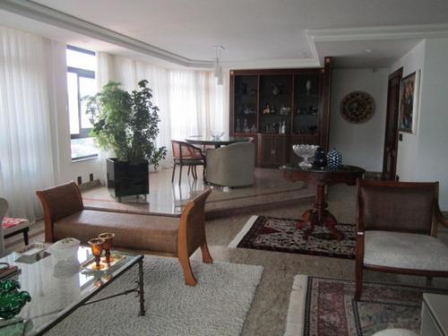 apartamento com 4 quartos no bairro serra. - 1454