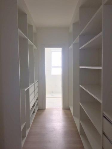 apartamento com 4 quartos no vila da serra em nova lima. - 1668